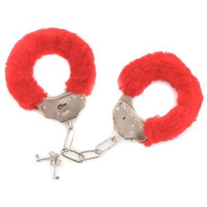 Furry Hancuffs, Different Colours.