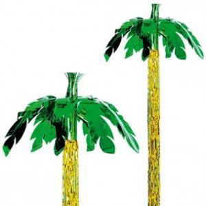 Hanging Foil Palm Tree