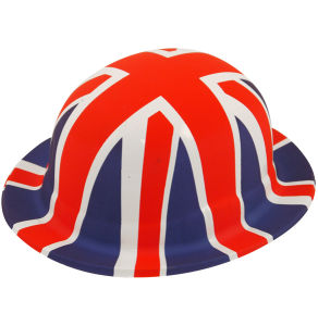 Hat Bowler Union Jack