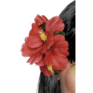 Hawaiian Clip, Red