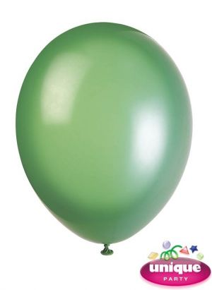 Hemlock Green 12 Inches Premium Balloon