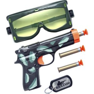 Military Dart Air Gun Set