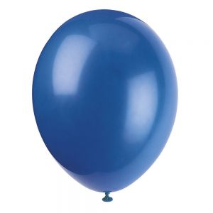 Navy Blue 12 Inches Premium Balloon