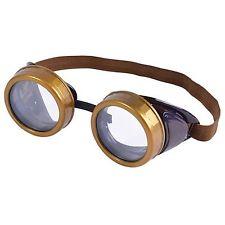 Pilot Goggles - Gold