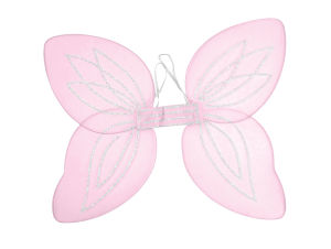 Pink Cute Wings