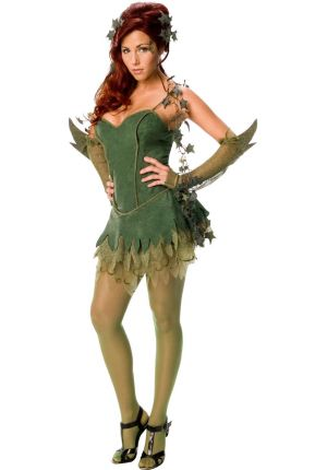 Poison Ivy, Peter Pan