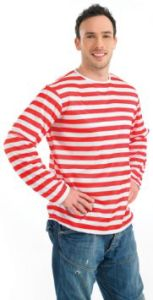 Striped Jumper - Where Is Wally
