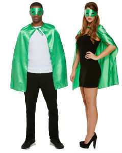 Superhero - Green