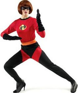 The Incredibles - Woman