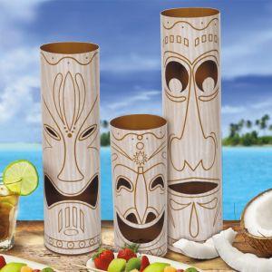 Tiki Centerpieces