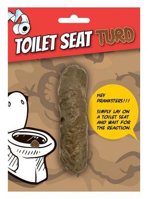 Toilet Seat Turd