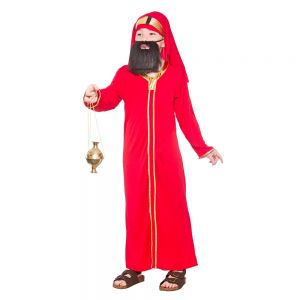 Wise Man Costume, Red