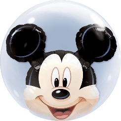 Mickey Double Bubble Balloon