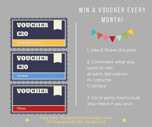 Facebook Voucher Post to share